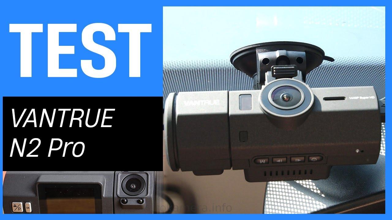 vantrue n2 pro im test autokamera mit zwei kameras. Black Bedroom Furniture Sets. Home Design Ideas