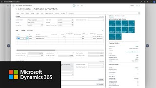 How to link purchase orders to a sales order in Dynamics 365 Business Central