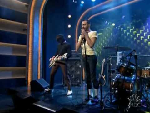Death From Above 1979 - Romantic Rights - Live on Conan O'Brien ...
