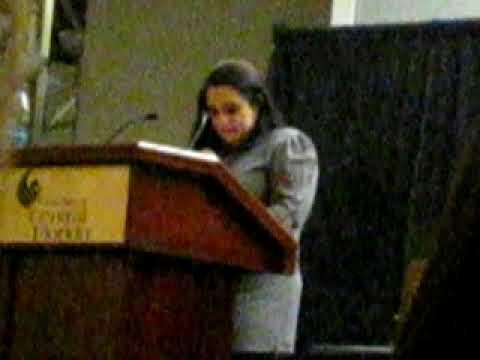 Nikki Blonsky at UCF