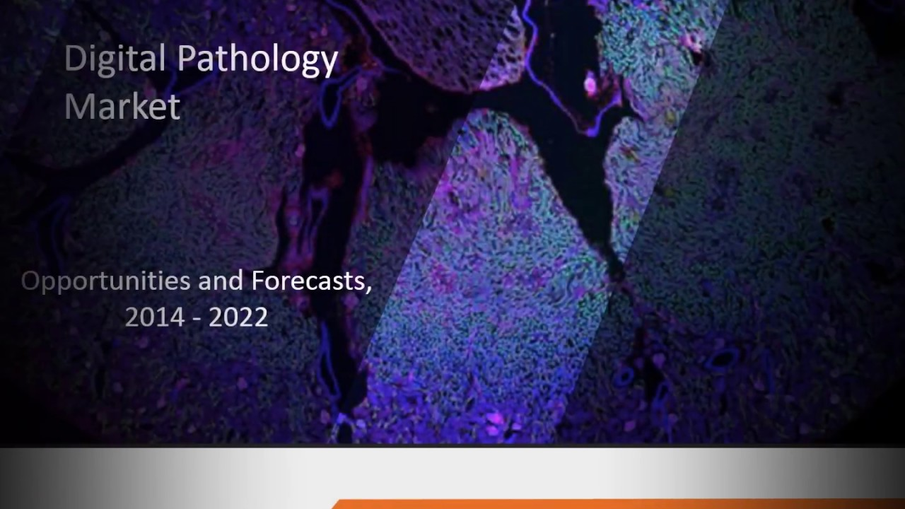 "global digital pathology market published by According to the report ""global digital pathology market,"" published by market data forecast, the global market is projected to reach usd 57683 million by 2021."
