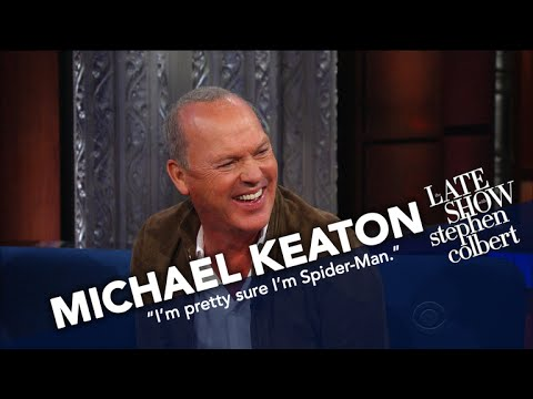Michael Keaton Interview, Part 2