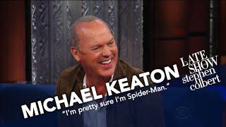 Michael Keaton Interview, Part 2