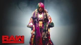 Asuka makes her Raw debut this Sunday at WWE TLC: Raw, Oct. 16, 2017
