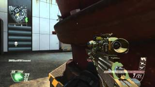 Black Ops 2: THE RAGE!! LMG is All You need - Road to a Clip Ep.20