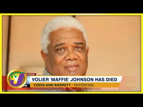 Jamaica's Renowned Actor Volier 'Maffie' Johnson Has Died | TVJ News - July 10 2021