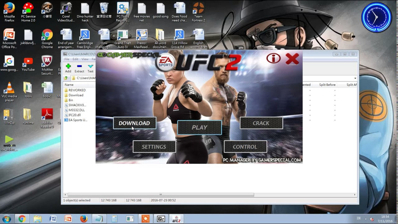 Ufc 2 download pc torrent crack emu razor-games razor-games.