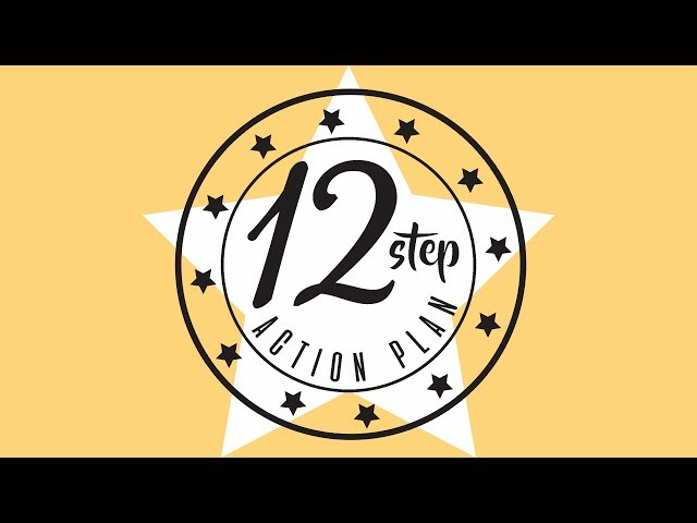 12 Step Action Plan!