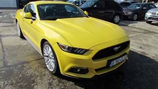 Ford Mustang second hand in Romania. La super pret!