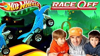 Hot Wheels Race Off Level 30 To 40 All Levels 3 Stars