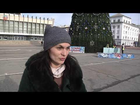 lgikvideo: украшение центральной Республиканской елки
