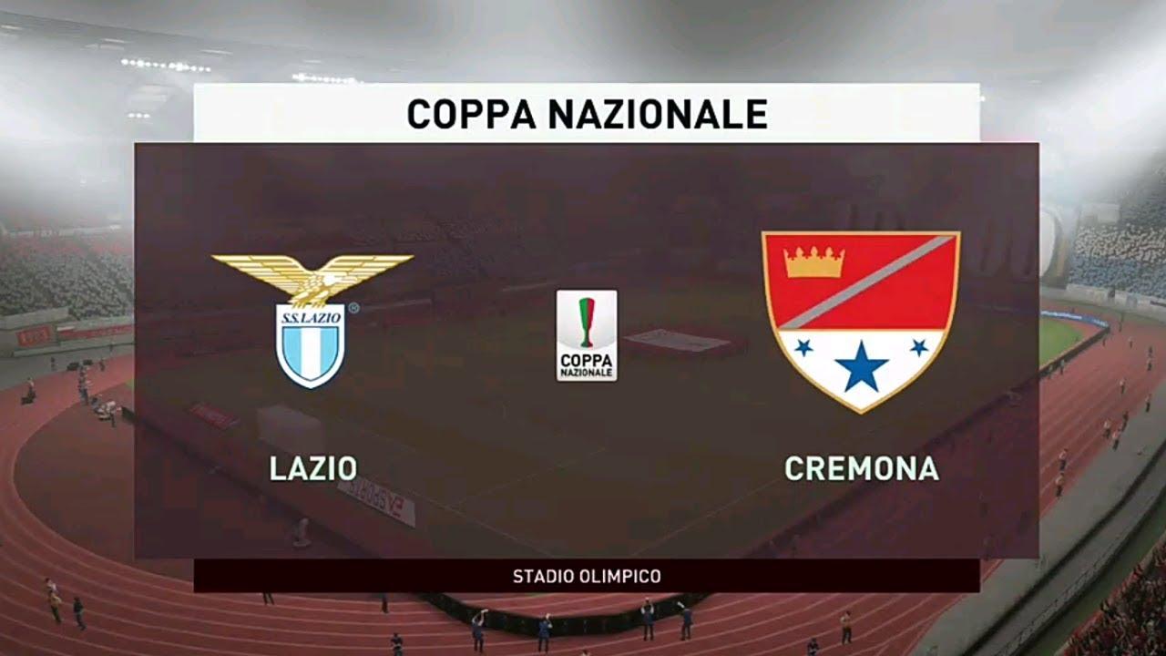 E A Bd Ef B F Lazio Vs Cremonese  E A Bd Ef B F Coppa Italia  Fifa