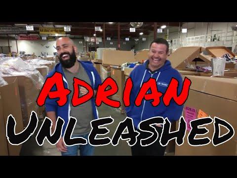 RAW: Adrian Unleashed!