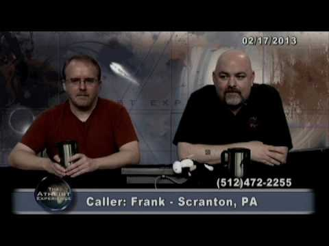 Atheist Experience 801 with Matt Dillahunty and Martin Wagner