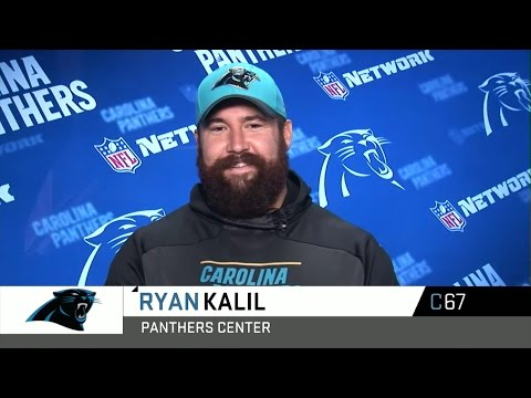 Does Cam Newton Take the Most Cheap Shots in NFL? | Ryan Kalil Interview | Move the Sticks | NFL