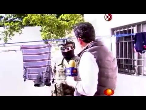 Recaptura de 'El Chapo' operación 'Cisne Negro'