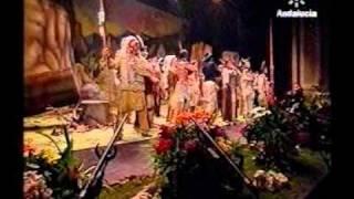 Comparsa Los americanos (2003) - Actuacion completa en la final y repertorio completo.