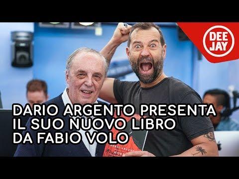 Dario Argento ospite da Fabio Volo