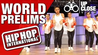 (UC) Bubblegum - New Zealand (Junior Division) @ HHI's 2015 World Prelims