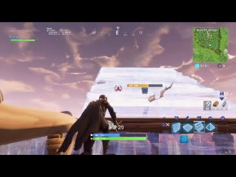 How To Do 90 Degree Turns (Fortnite Battle Royale)