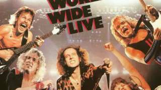 Scorpions Make It Real World Wide Live 1985
