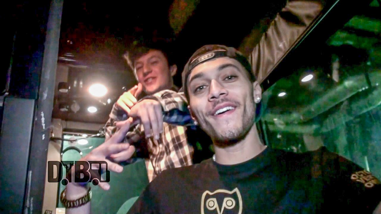 Kalin and Myles - BUS INVADERS Ep. 786