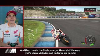 Marc Marquez reveals the tricks to challenge for Pole Position