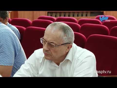 Экстренное совещание антитеррористической комиссии, состоялось в администрации Каспийска