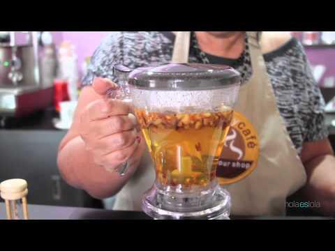 Aprendé del té y las infusiones