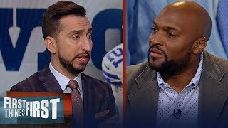 Cowboys aren't that good because of players not Garrett — Amani Toomer | NFL | FIRST THINGS FIRST