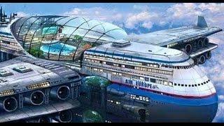 Top 10 Airlines - اضخم طائرة ركاب في العالم عندما يبدع الانسان