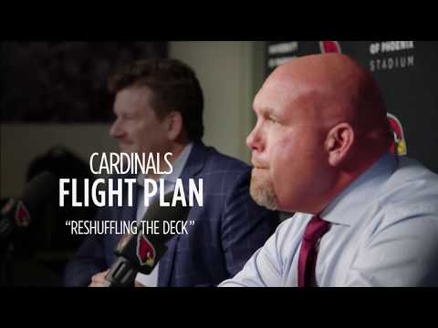 Cardinals Flight Plan Ep. 1 - Reshuffling The Deck