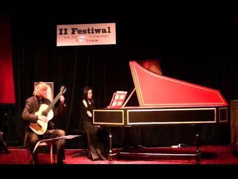 Marek PASIECZNY | Homenaje a Joaquin Rodrigo (guitar & harpsichord)