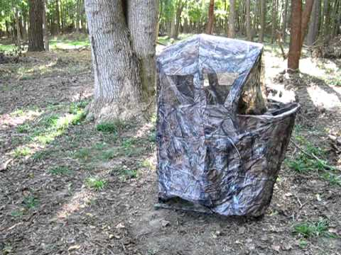 Ameristep Outhouse Folding Doovi