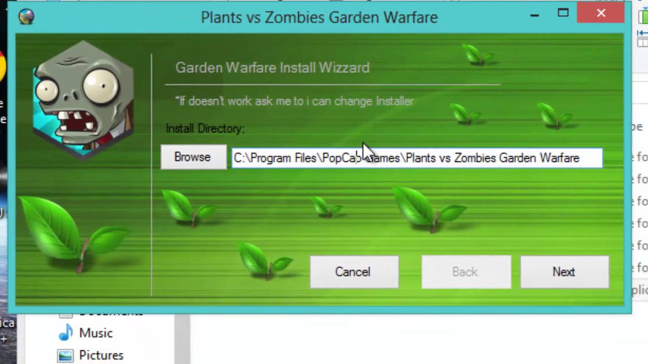 Marvelous Plants Vs Zombies Garden Warfare DOWNLOAD PC U0026 INSTALL FREE Pictures Gallery