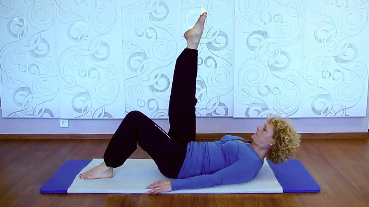 Pilates Übungen für zu Hause Teil 6 Studio Mittelpunkt