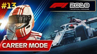 F1 2018 Career Mode Part 13: THE AI HAVE ROAD RAGE