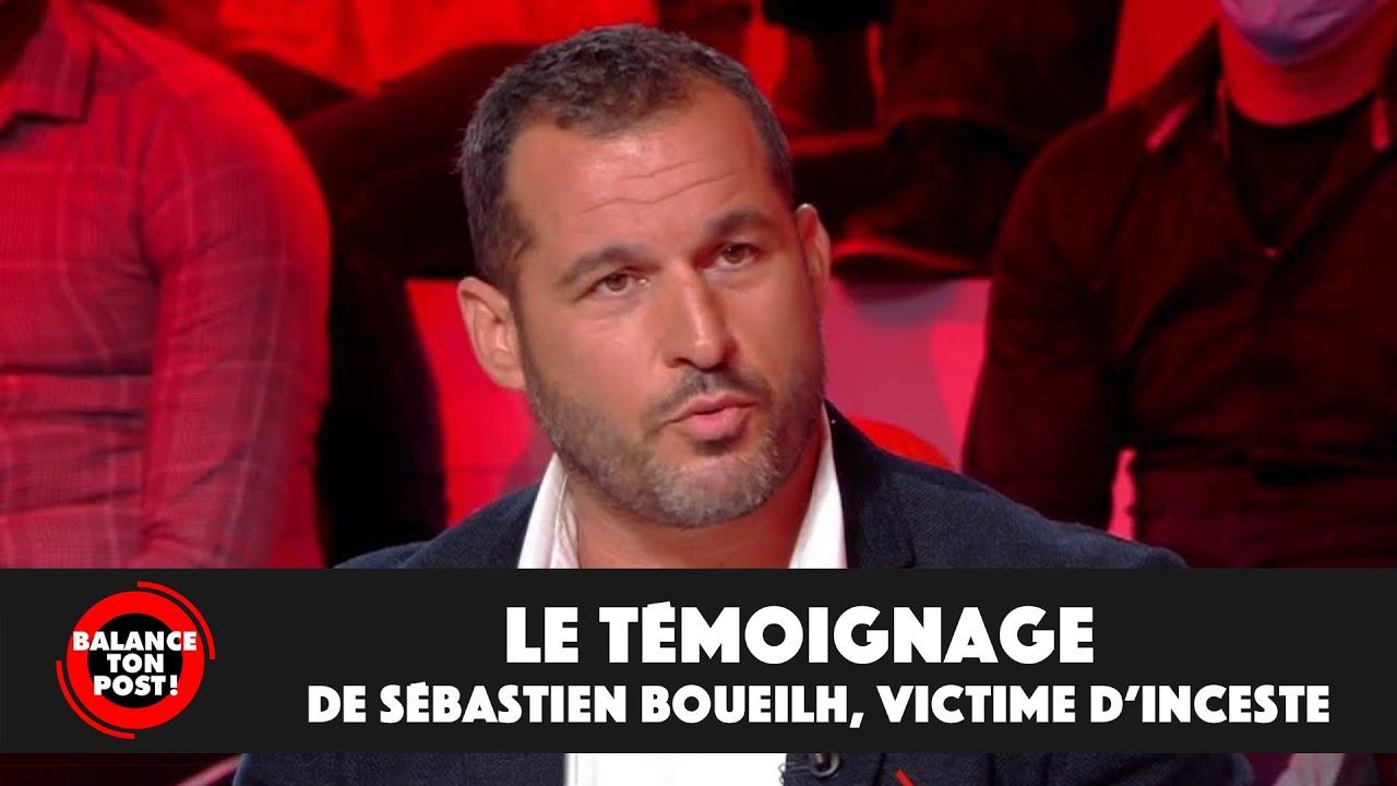 Replay TPMP : Le témoignage poignant de Sébastien Boueilh, ancien rugbyman victime d'inceste