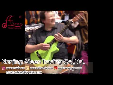 Aileen Music - Cutaway Acoustic Guitar Supplier