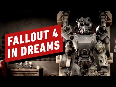Fallout 4 in Dreams