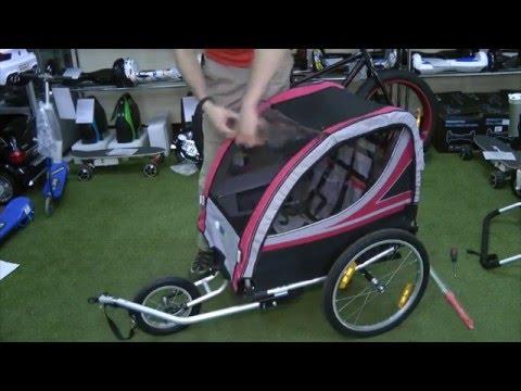 Детские сиденья на велосипед