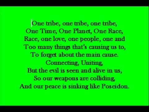 One Tribe by Black Eyed Peas Lyrics