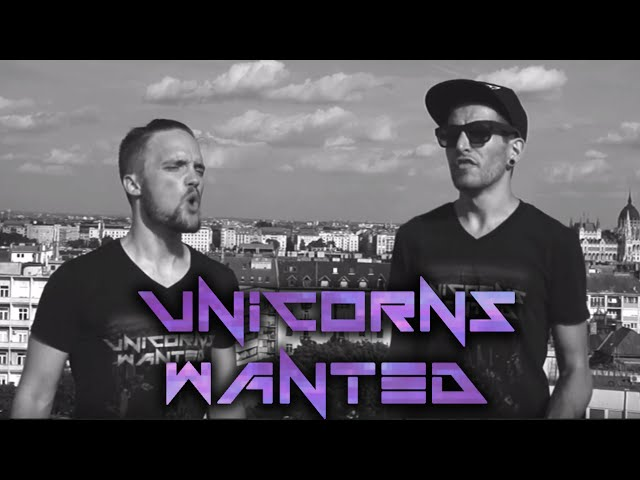 Unicorns Wanted - Work It Out **Official Promo Video**