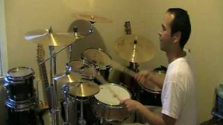 don t you forget about me simple minds drum cover