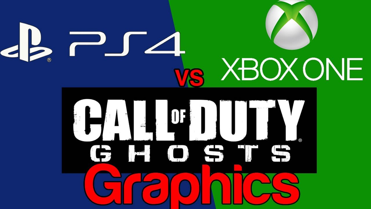 PS4 vs Xbox One - Call of Duty Ghosts Graphics Comparison ...