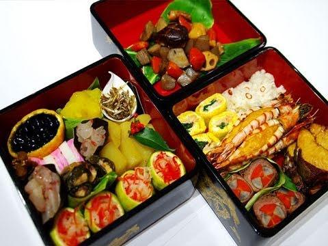 おせち料理の盛り付け方・重箱への詰め方の種類と …