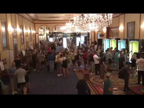 NSCA National Conference Time Lapse