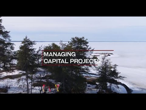 Managing capital projects