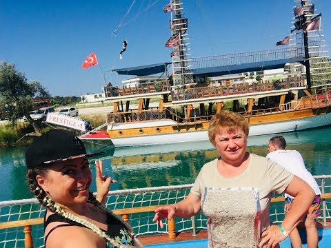 Турция экскурсия в Сиде Манавгат