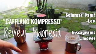 Cafflano Kompresso Portable Espresso - Review Indonesia oleh dr. Ray Leonard Judijanto